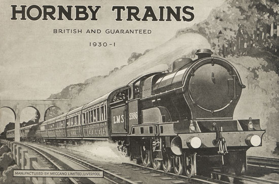 Hornby Trains catalog 1930-1931