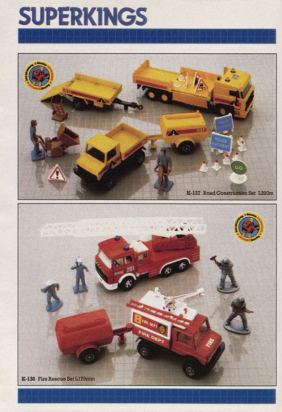 Matchbox catalogue 1987