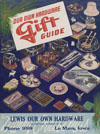Lewis Our Own Hardware Gift Guide 1950