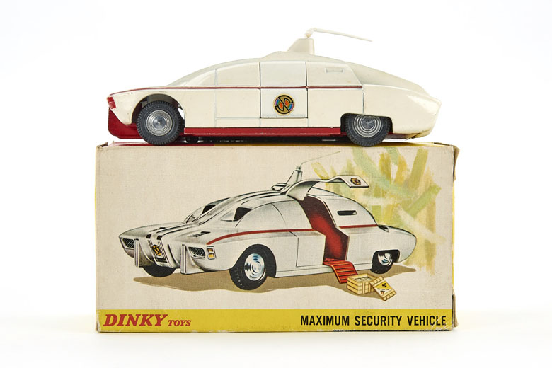 Dinky Toys 105 Maximum Security Vehicle