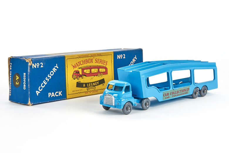 Matchbox 2 Accesory Pack Car Transporter