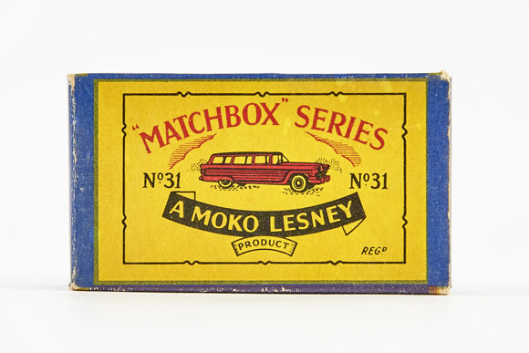 Matchbox 31 American Ford Station Wagon OVP