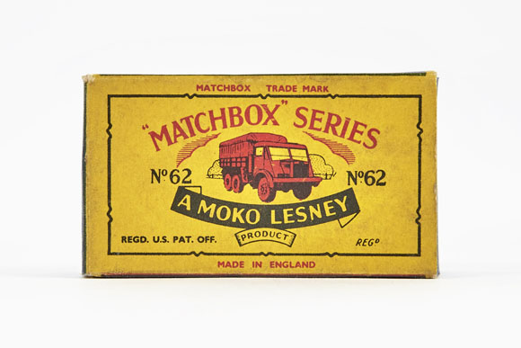 Matchbox 62 General Service Lorry OVP