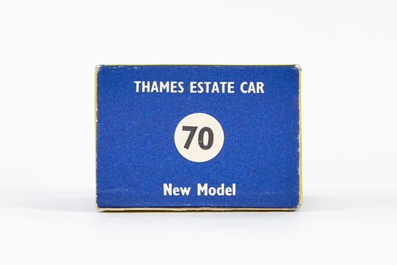 Matchbox 70 Thames Estate Car OVP