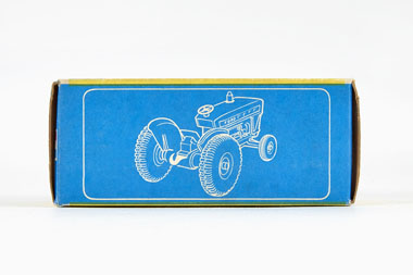 Matchbox 39 Ford Tractor OVP
