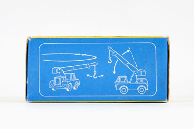 Matchbox 42 Iron Fairy Crane OVP