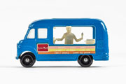 Matchbox 47 Commer Ice Cream Canteen