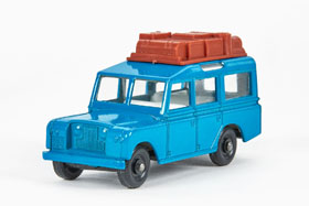 Matchbox 12 Land Rover Safari
