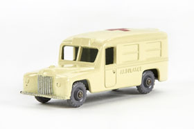 Matchbox 14 Daimler Ambulance