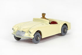 Matchbox 19 MGA Sports Car