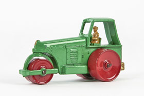 Matchbox 1 Road Roller