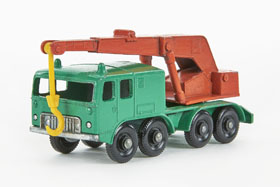 Matchbox 30 Faun 8 Wheel Crane