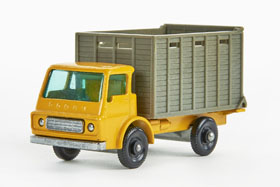 Matchbox 37 Dodge Cattle Truck