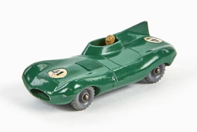 Matchbox 41 Jaguar Typ D