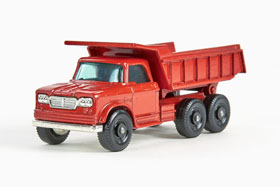 Matchbox 48 Dodge Dumper Truck