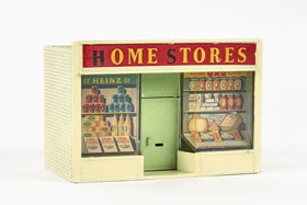 Matchbox Accessory Pack No. 2 Double Fronted Home Store