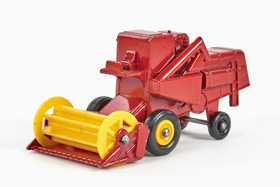 Matchbox 65 Claas Combine Harvester