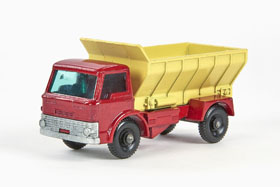 Matchbox 70 Grit-Spreading Truck