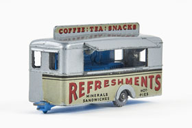 Matchbox 74 Mobile canteen