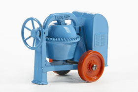 Matchbox 3 Cement Mixer
