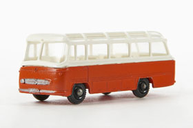 Matchbox 68 Mercedes Coach